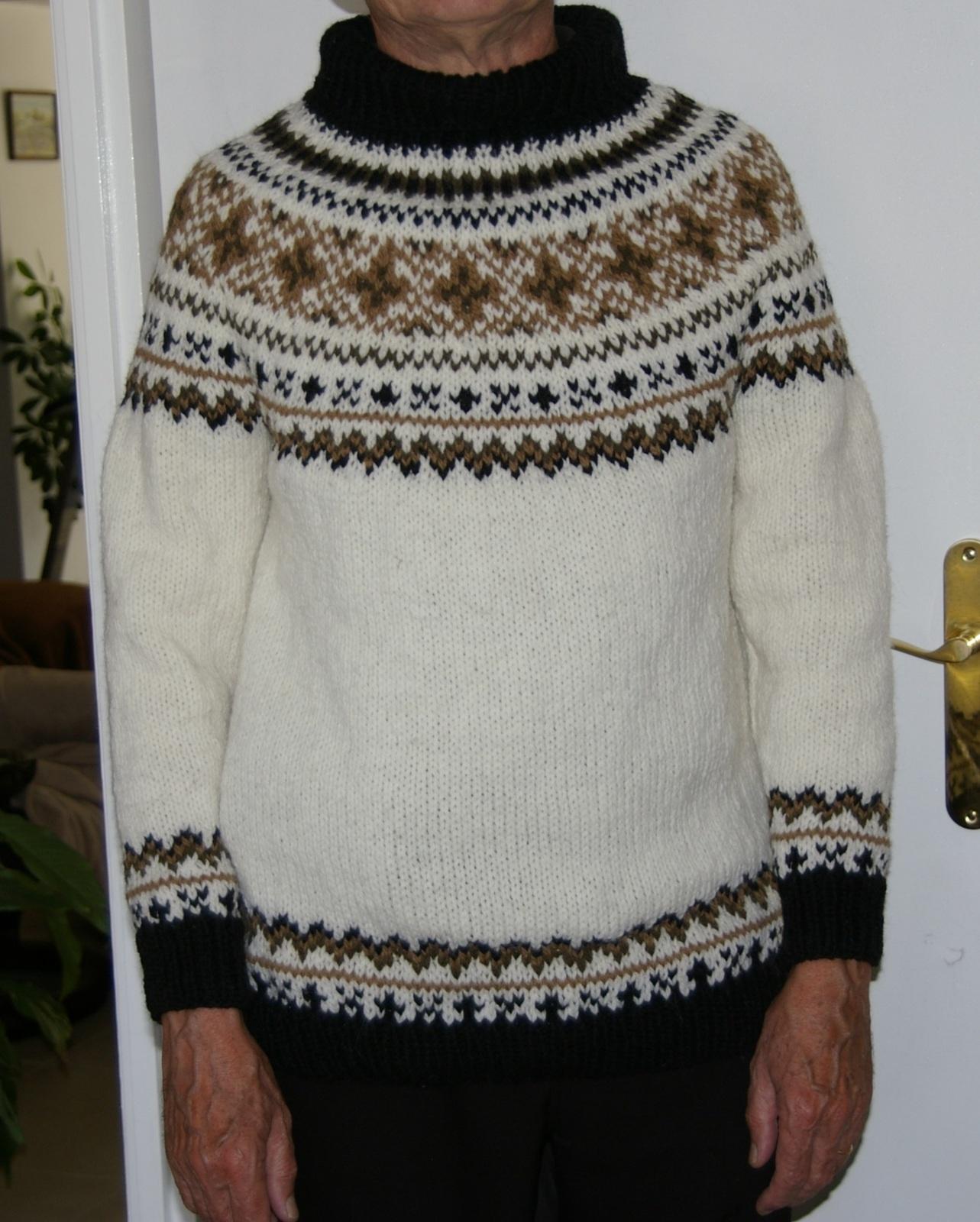 TRICOT : pull scandinave lopi unisexe TUTORIEL GRATUIT - Blog de crochet et tricot d'art de ...